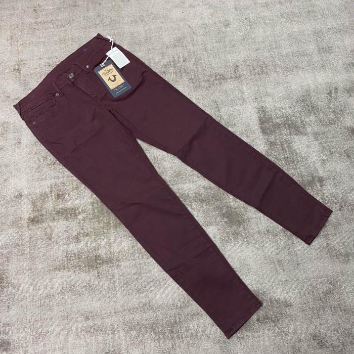 Зауженные джинсы размера S (RU)