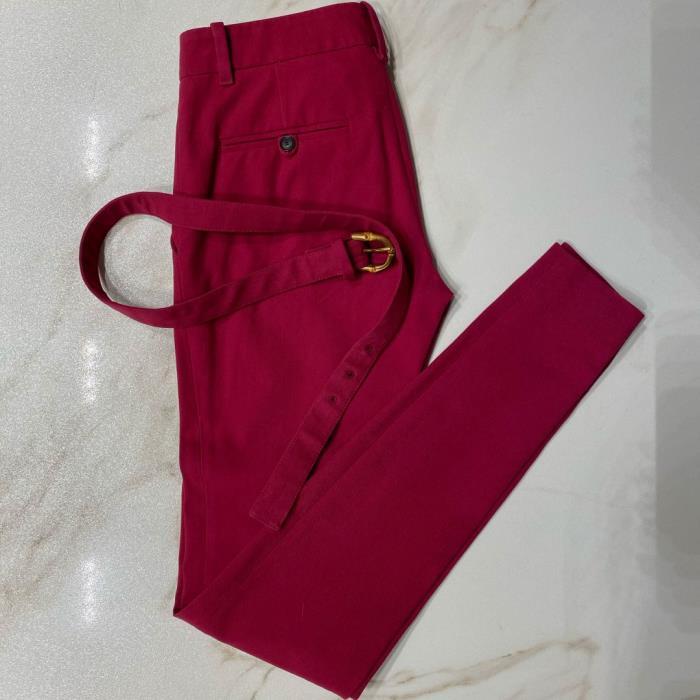 Зауженные брюки размера XS (RU)
